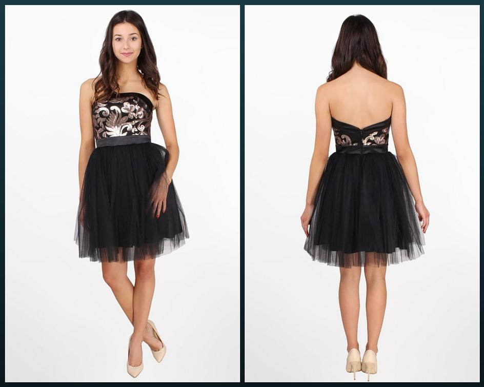 krótka sukienka na studniówkę