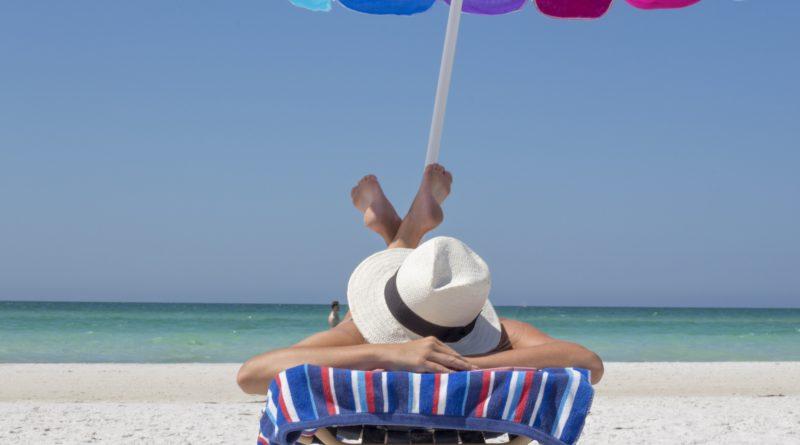 opalanie na wakacjach