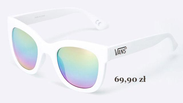 catch ya later okulary przeciwsłoneczne Vans