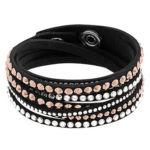Slake Deluxe Black Bracelet